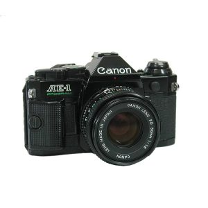 دوربین آنالوگ کانن Canon AE-1 Program