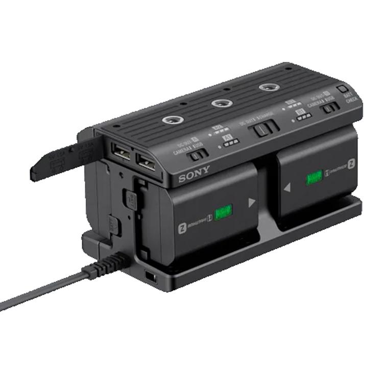 کیت مولتی شارژر باتری Sony NPA-MQZ1K Multi Battery Adapter Kit