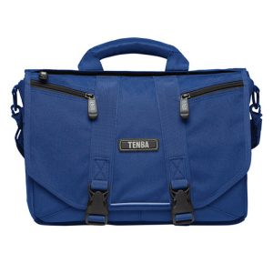 کیف دوربین تنبا (Tenba Photo/Laptop Messenger Bag (Mini,Blue