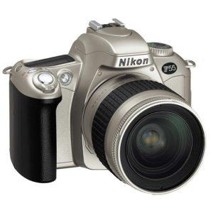 دوربین آنالوگ نیکون Nikon F55 kit AF 28-80mm f/3.3-5.6 G