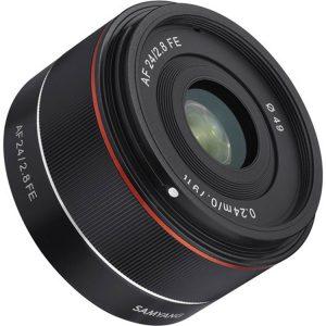 لنز سامیانگ Samyang AF 24mm f/2.8 FE for Sony E