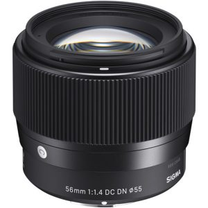 لنز سیگما Sigma 56mm f/1.4 DC DN Contemporary for Sony E