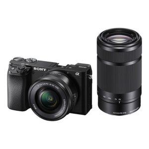 دوربین بدون آینه سونی Alpha a6100 kit