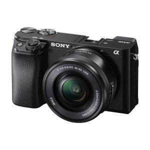 دوربین بدون آینه سونی Sony Alpha a6100 kit 16-50mm