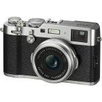 .دوربین بدون آینه فوجی (FUJIFILM X100F Digital Camera (Silver
