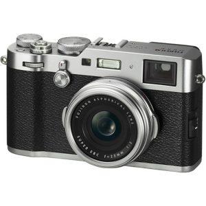 دوربین عکاسی فوجی X100F Mirrorless silver