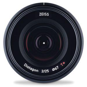 لنز زایس ZEISS Batis 25mm f/2 Lens for Sony E