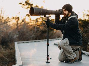 چگونه از تک پایه دوربین استفاده کنیم؟