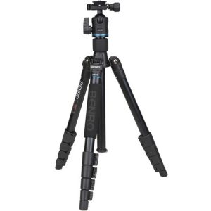 سه پایه بنرو Benro IT25 Aluminum Travel Tripod with Ball Head
