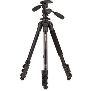 سه پایه بنرو Benro TAD18AHD1A Aluminum Tripod with 3 Way head