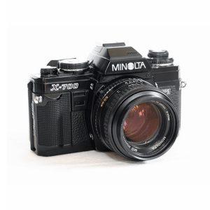 دوربین آنالوگ مینولتا minolta x-700