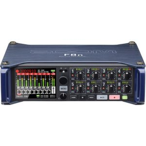 رکوردر زوم Zoom F8n 8-Input / 10-Track Multi-Track Field Recorder