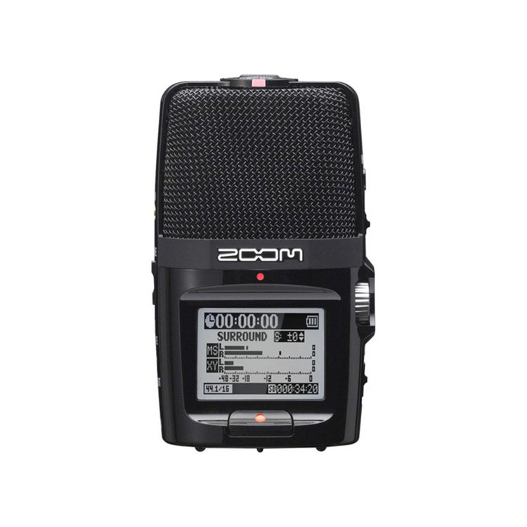 رکوردر صدا Zoom H2n 2 Black