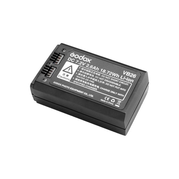 باتری گودکس Godox VB26 Battery for Flash Head
