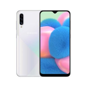 گوشی موبایل سامسونگ Samsung Galaxy A30s SM-A307FN/DS 64GB Mobile – White