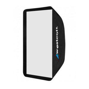 سافتباکس پرتابل وسکات westcott Portable softbox 80x120 cm