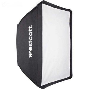 سافتباکس وسکات westcott softbox 50×70 cm