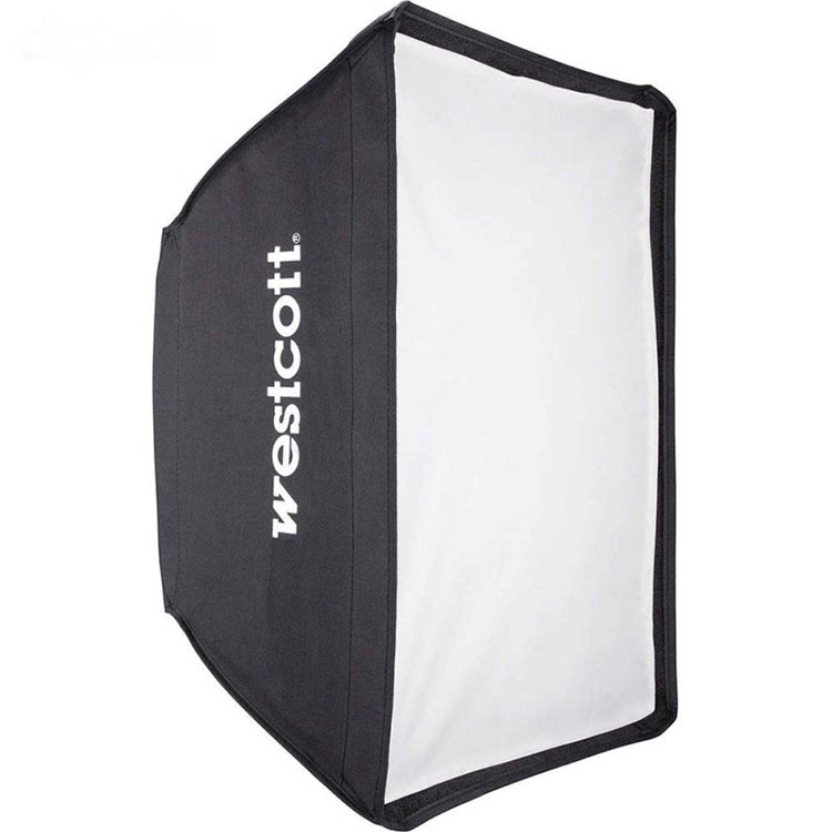 سافتباکس پرتابل وسکات westcott Portable softbox 60x90 cm