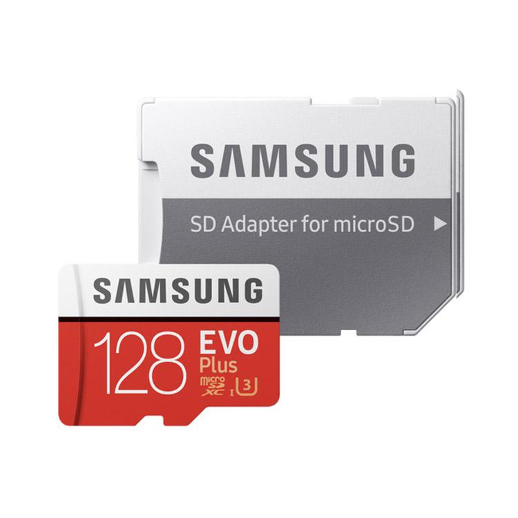کارت حافظه Samsung Micro SD Evo Plus 128GB