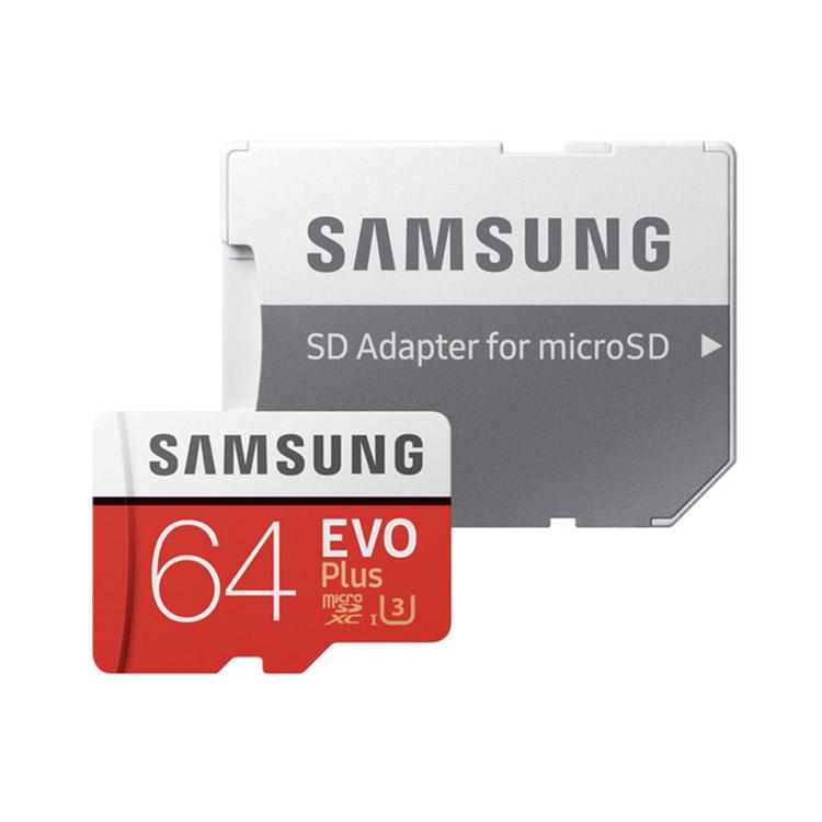 کارت حافظه Samsung Micro SD Evo Plus 64GB