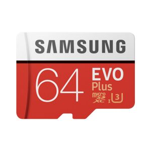 کارت حافظه Samsung Micro SD Evo Plus 64GB