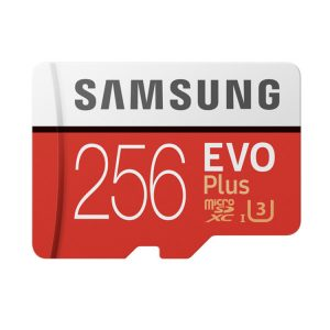 کارت حافظه سامسونگ Samsung Micro SD Evo Plus 256GB MB/MC256GA