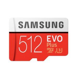 کارت حافظه Samsung Micro SD Evo Plus 512GB