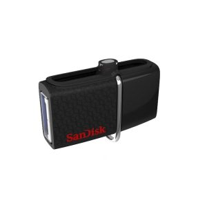 فلش مموری سندیسک SanDisk 128GB Ultra Dual USB3.0 SDDDC2-128G-GAM46 USB Flash Drive