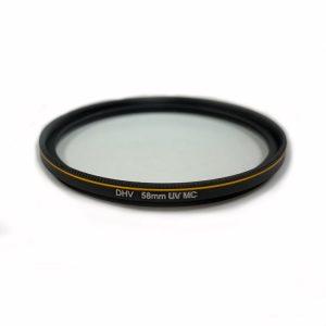 فیلتر عکاسی FUJIYAMA DHV 58mm UV MC