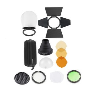 کیت تجهیزات جانبی گودکس Godox AK-R1 accessory kit+godox S-R1