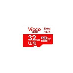کارت حافظه ویکومن Vicco Man Micro SD 433X 32GB