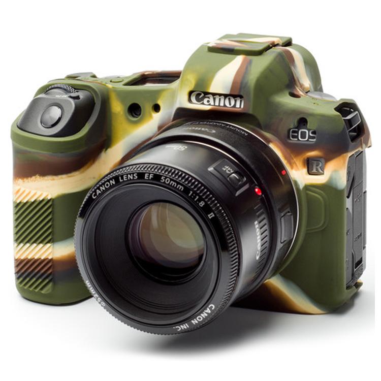 کاور دوربین برای Canon EOS R رنگ استتار