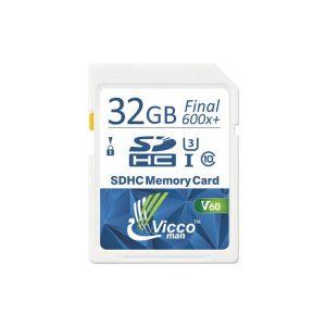 کارت حافظه ویکومن Vicco Man SD 600X 32GB