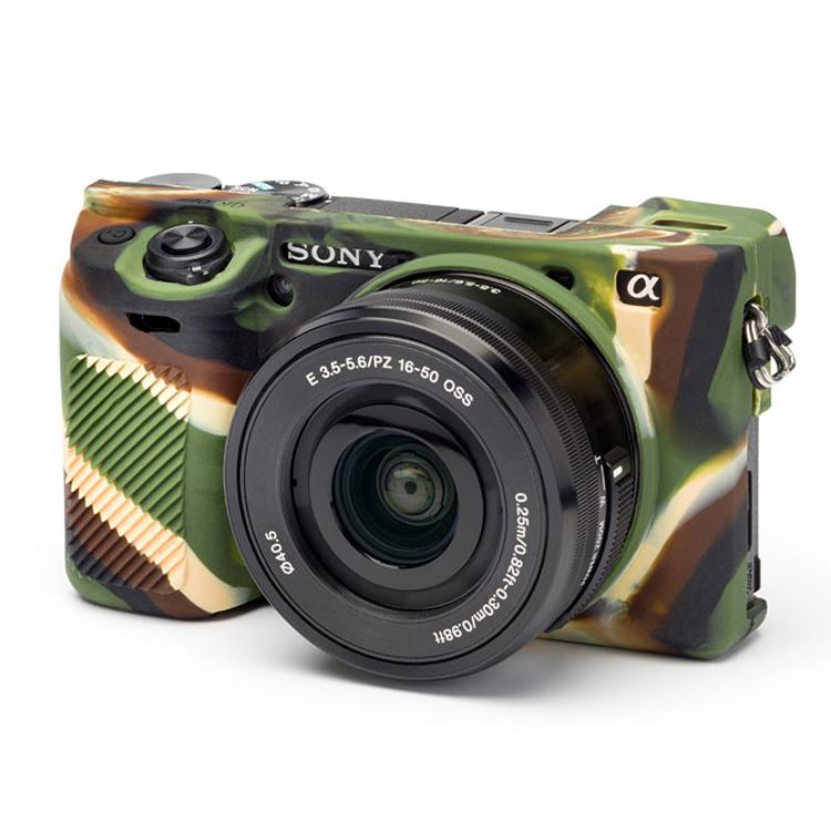 کاور دوربین Sony A6400 رنگ استتار