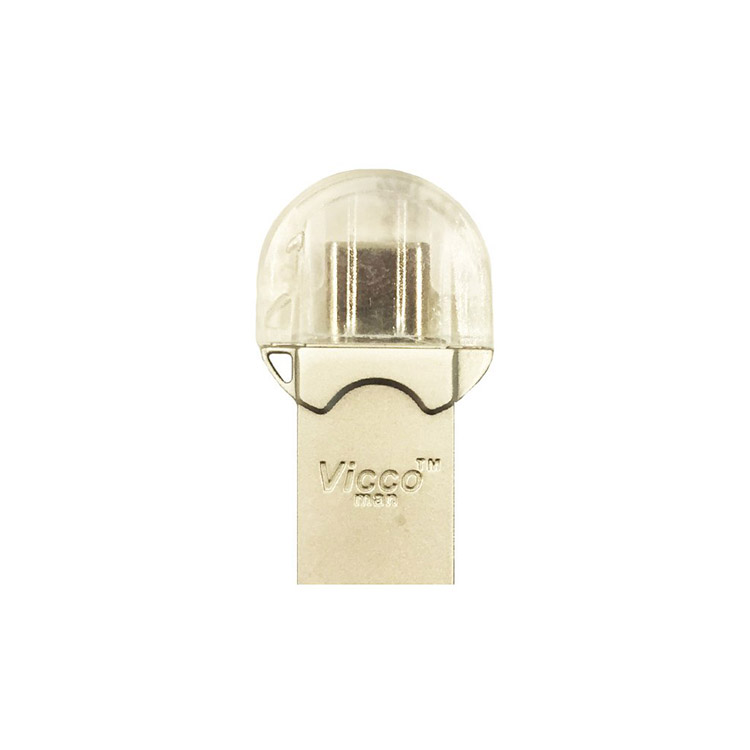 فلش مموری Vicco man 64GB VC400S Flash Drive