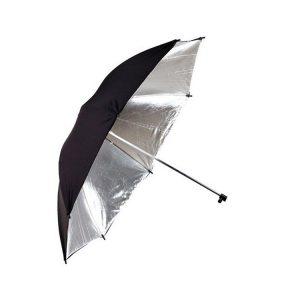 چتر داخل نقره Harmony Umbrella Black/Silver 101cm