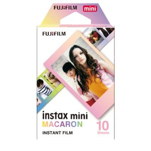 کاغذ فوجی Fujifilm Instax Mini Macaron Film