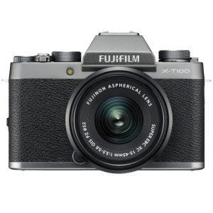 دوربین فوجی X-T100 with15-45mm