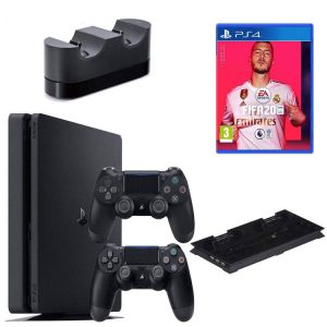 مجموعه کنسول بازی سونی Sony Region 2 CUH-2216B- 1TB Playstation 4 Slim