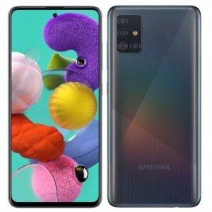 گوشی موبایل سامسونگ Samsung Galaxy A51 128GB SM-A515F/DSN Mobile -Black