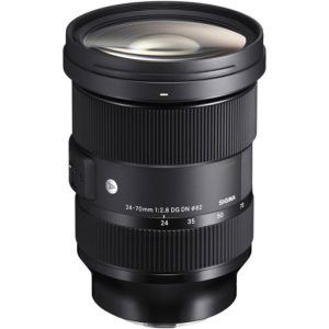 لنز سیگما Sigma 24-70mm f/2.8 DG DN Art Lens for Sony E