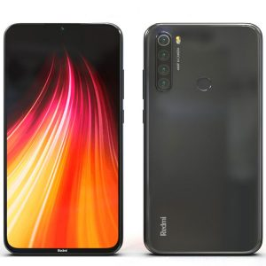 گوشی شیائومی Redmi Note8 -128Gb-black