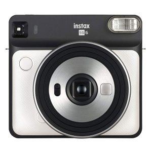 دوربین فوجی Fujifilm instax SQUARE SQ6 Pearl Hybrid Instant Camera