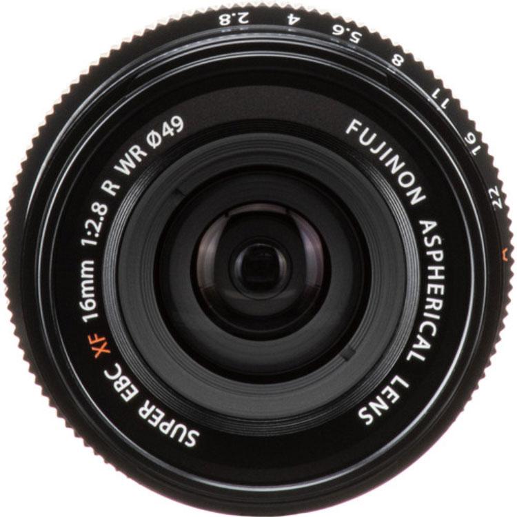 لنز فوجی XF 16mm F2.8 WR