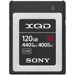 کارت حافظه سونی 120GB XQD