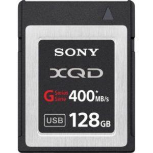 کارت حافظه سونی 128GB G Series XQD