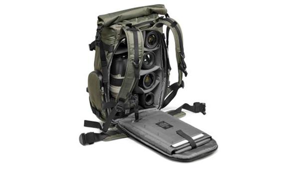 مشخصات کوله پشتی دوربین