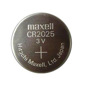 باتری سکه ای مکسل CR2025