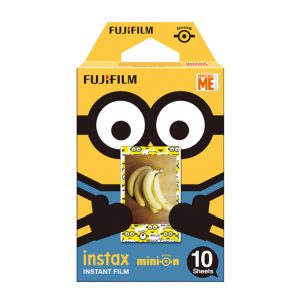 کاغذ پرینتر فوجی Fujifilm Instax Mini Minion Film