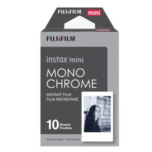 کاغذ پرینتر فوجی Fujifilm Instax Mini Monochrome Film
